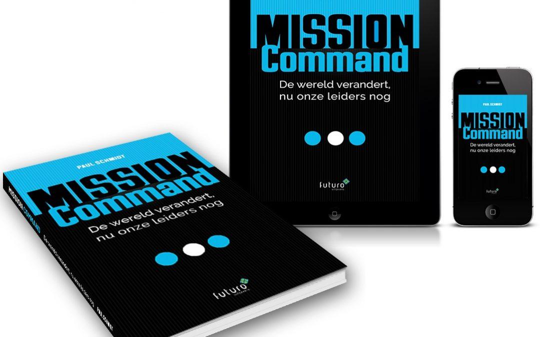 Mission Command in het bedrijfsleven en bij de overheid
